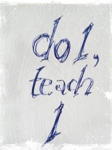do-1-teach-1