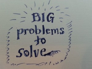 BIG Problems to Solve