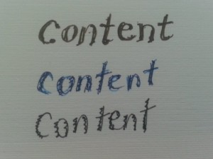 content content content
