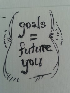 Goals = Future You