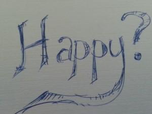 Happy ?