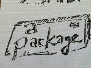 A package!