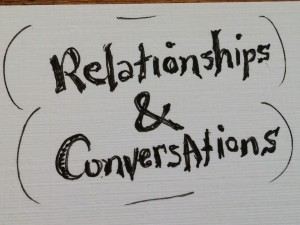Marketing is all about Relationships & Conversations