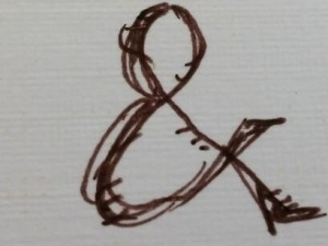 another ampersand