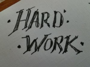 Nothing Beats Hard Work